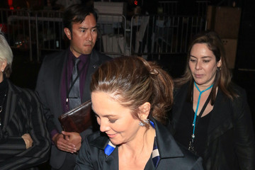 Diane Lane Diane Lane Outside the Dolby Theatre in Hollywood