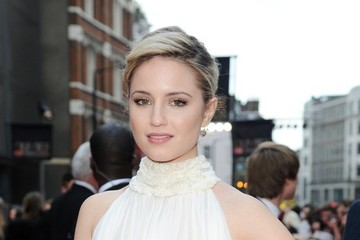 Dianna Agron Olivier Theatre Awards 2015 Arrivals