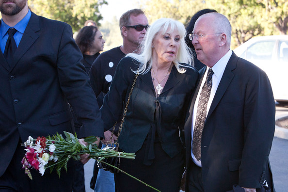 Wendy Dio In Ronnie James Dio Memorial Zimbio