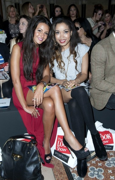 nathan sykes et dionne bromfield