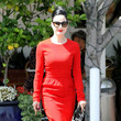 Dita Von Teese at Fred Segal
