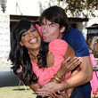 Jerry O'Connell and Niecy Nash Photos