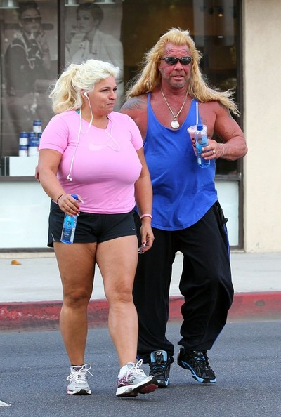 Whats Dog The Bounty Hunters Wife Look Like Now