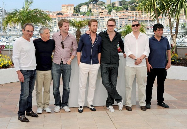 """Drive"" photocall at the Palais des Festivals as part of the 64th Cannes Film Festival."