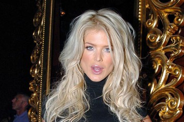 Victoria Silvtedt Dsquared party