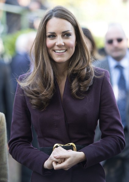 Kate Middleton Visits Newcastle