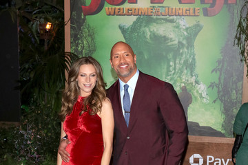 Dwayne Johnson Premiere of Columbia Pictures' 'Jumanji: Welcome to the Jungle'