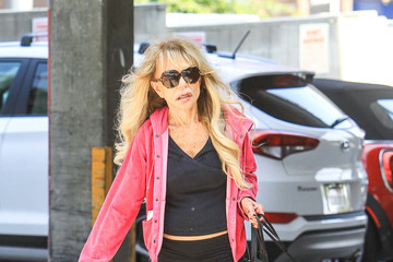 Dyan Cannon Dyan Cannon in Beverly Hills