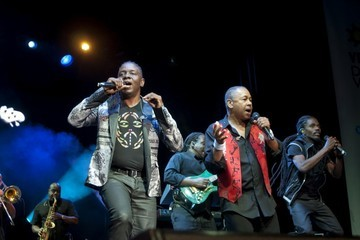 Earth, Wind & Fire Earth Wind & Fire Rocks Madrid