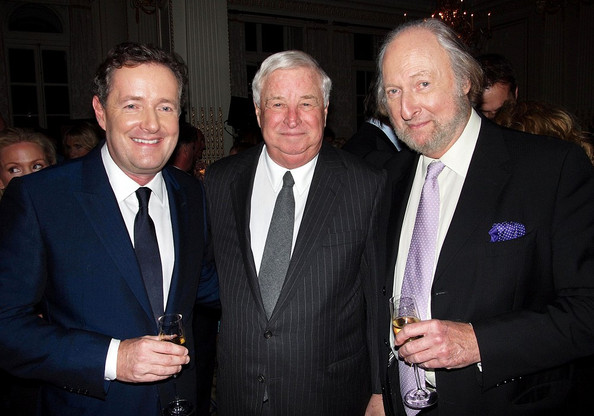 """Launch party for """"Piers Morgan Tonight"""""""