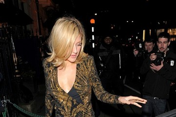 Ellie Goulding Balmain party at Annabel's