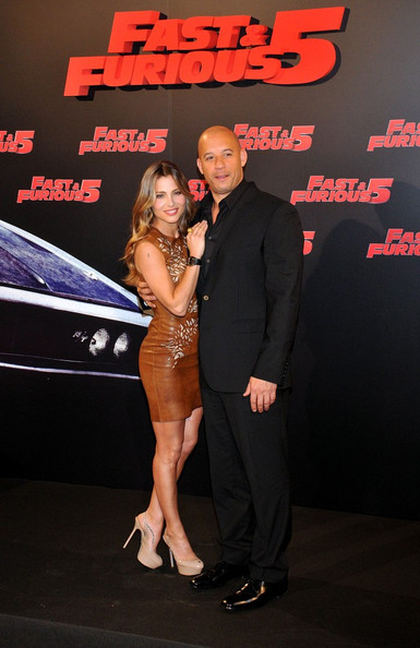 fast five elsa pataky. hair Elsa Pataky Vin Diesel and fast five elsa pataky.