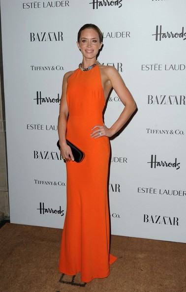 Emily Blunt - Harper's Bazaar Women of the Year Awards