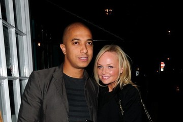 Emma Bunton Jade Jones Emma Bunton and Boyfriend at La Bodega Negra