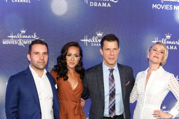 Eric Mabius Hallmark Channel And Hallmark Movies And Mysteries Summer 2019 TCA Press Tour Event - Arrivals
