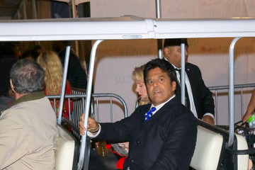 Erik Estrada Erik Estrada Outside the Hollywood Christmas Parade