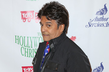 Erik Estrada Celebrities Attend the 84th Annual Hollywood Christmas Parade