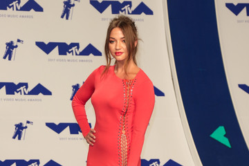 Erika Costell 2017 MTV Video Music Awards - Arrivals