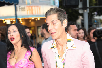 Etty Lau Farrell Perry Farrell And Etty Lau Farrell Attend The 'Andy Iron's Kissed By God' World Premiere