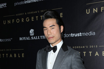 Eugene Lee Yang Celebrities Attend the Asian American Awards Unforgettable Gala