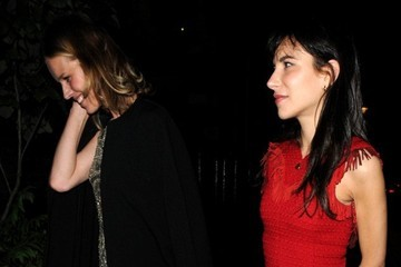 Eva Herzigova Celebs Spotted at Chiltern Firehouse — Part 2