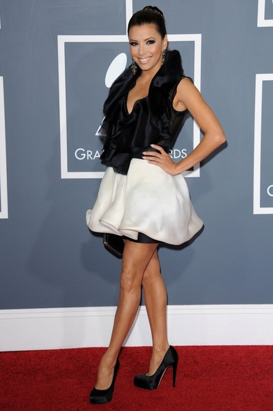 Eva Longoria The 53rd Annual GRAMMY Awards.Staples Center, Los Angeles, CA.February 13, 2011.