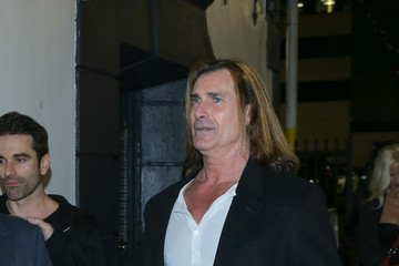 Fabio Lanzoni Celebrity Sightings at Avalon Nightclub