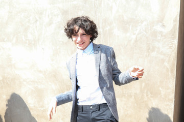 Finn Wolfhard Celebs Attend the Television Industry Advocacy Awards