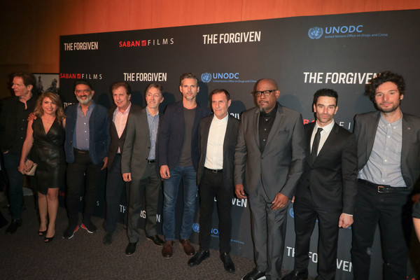 Premiere Of Saban Films' 'The Forgiven' []