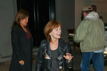 Frances Fisher Frances Fisher Is Seen Outside Craig's Restaurant in West Hollywood
