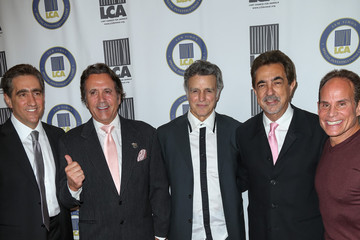Frank Stallone Celebrities Attend the Last Chance for Animals Annual Gala