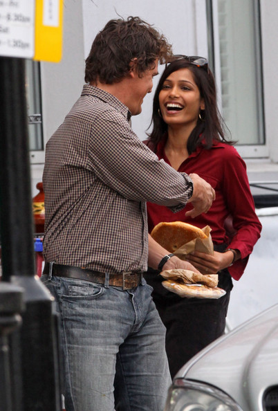 Freida Pinto in Freida is engaged! - Zimbio Freida Pinto Engaged