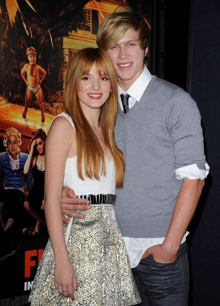 Bella Thorne rekindles with Tristan Klier and agrees to be