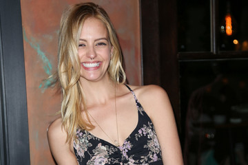 Gage Golightly Celebrity Sightings at Arena Cinema