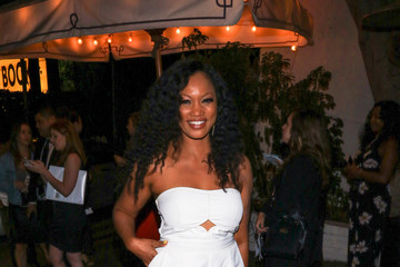 Garcelle Beauvais Garcelle Beauvais Outside Chateau Marmont Hotel in West Hollywood