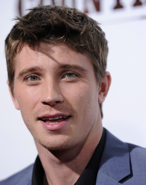 "In This Photo: Garrett Hedlund. Los Angeles Premiere of ""Country Strong""."