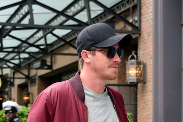 Garrett Hedlund Garrett Hedlund Out and About in NYC