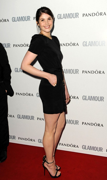 Gemma arterton pictures glamour women of the year awards for J furniture dagenham