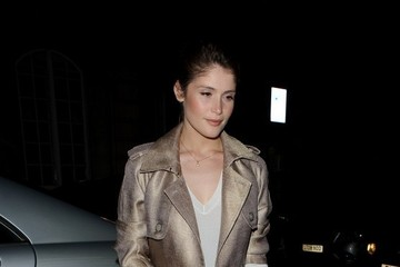 Gemma Arterton Yves Saint Laurent Fashion Film Screening