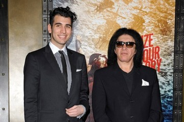 Gene Simmons '300: Rise of an Empire' World Premiere