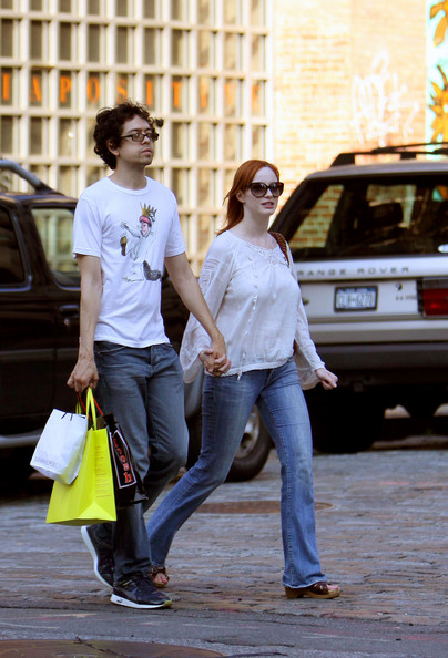 Christina Hendricks t shirt