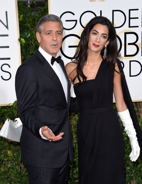 George Clooney at the Golden Globes January 2015 - Page 6 George+Clooney+Arrivals+Golden+Globe+Awards+uad4_7k_Rcvl