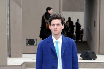 George Craig Arrivals at the Burberry Prorsum Menswear Show — Part 2