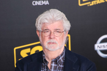 George Lucas Premiere Of Disney Pictures and Lucasfilm's 'Solo: A Star Wars Story'