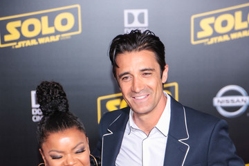 Gilles Marini Premiere Of Disney Pictures and Lucasfilm's 'Solo: A Star Wars Story'