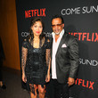Gina Marie Gauthier Screening Of Netflix's 'Come Sunday'