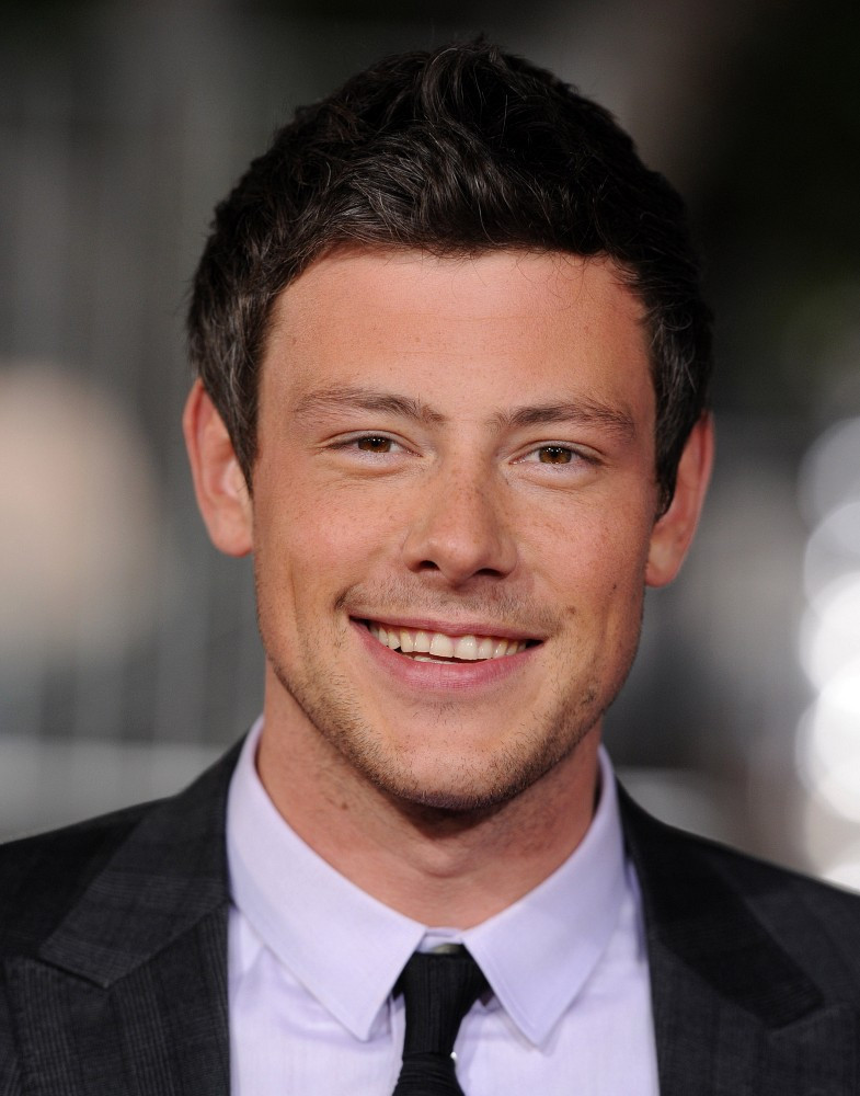 """Mercedes Benz Of Westwood >> Cory Monteith in """"Glee: The 3D Concert Movie"""" Premiere ..."""