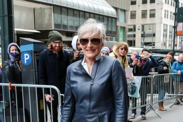 Glenn Close Celebs at the 'Variety' Power of Women Lunch