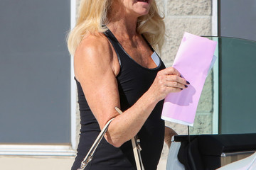 Goldie Hawn Goldie Hawn Spotted in Los Angeles
