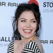 Grace Phipps Celebs at the Leica Grand Opening in LA